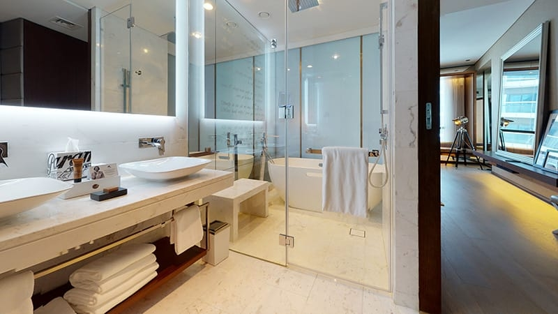 Studio Apartment For Sale in  Damac Towers by Paramount Tower C,  Business Bay   18