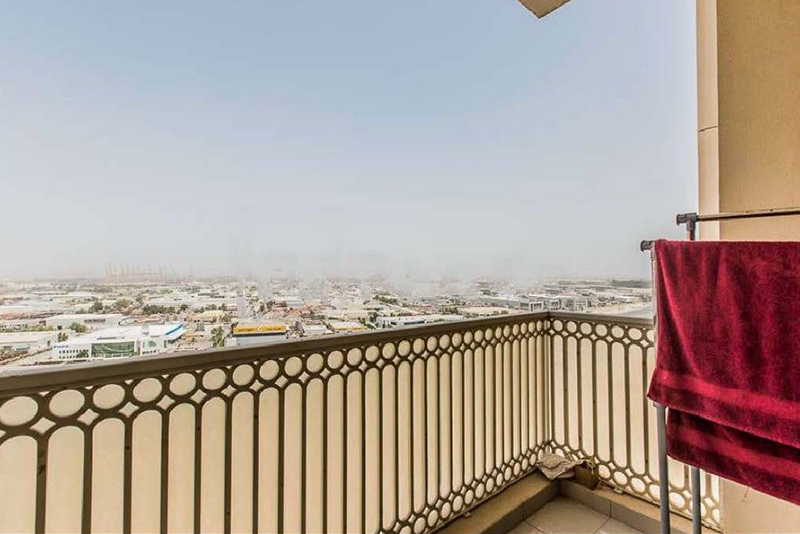 1 Bedroom Apartment For Sale in  Suburbia Tower 2,  Downtown Jebel Ali | 4