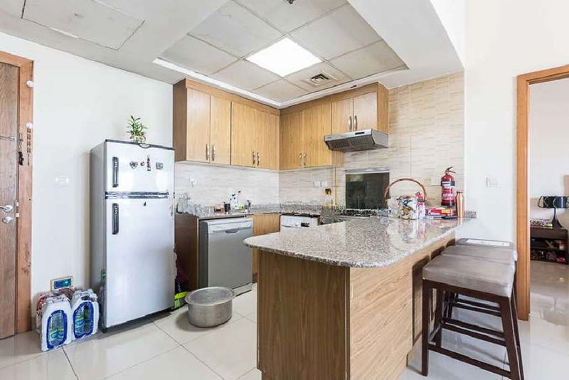 1 Bedroom Apartment For Sale in  Suburbia Tower 2,  Downtown Jebel Ali | 2