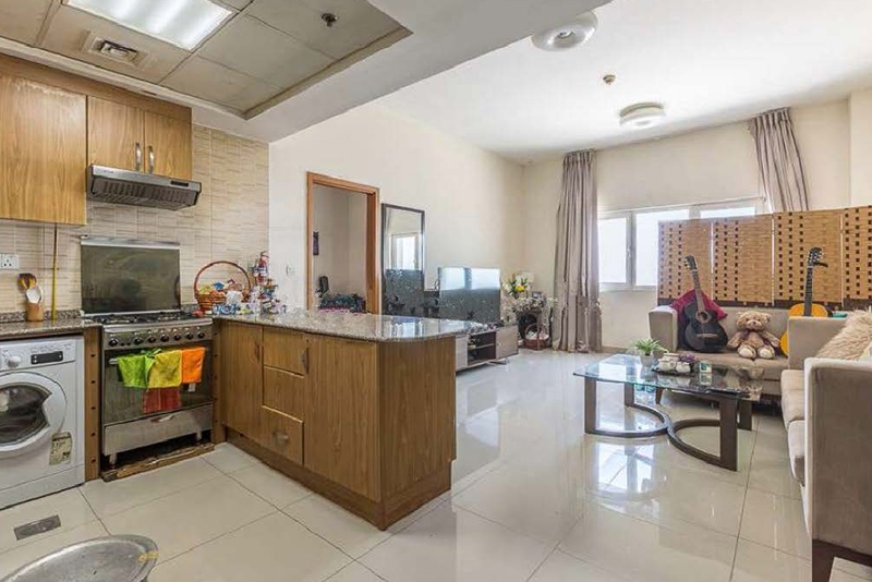 1 Bedroom Apartment For Sale in  Suburbia Tower 2,  Downtown Jebel Ali | 1