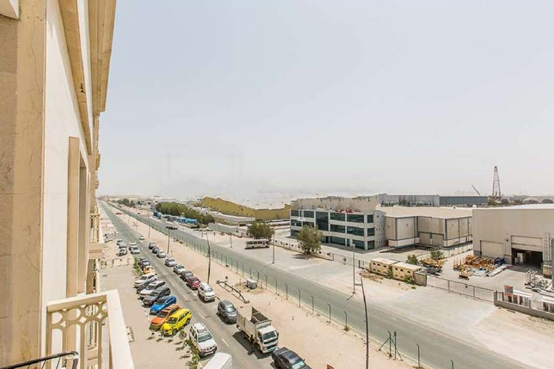 1 Bedroom Apartment For Sale in  Suburbia Podium,  Downtown Jebel Ali | 8