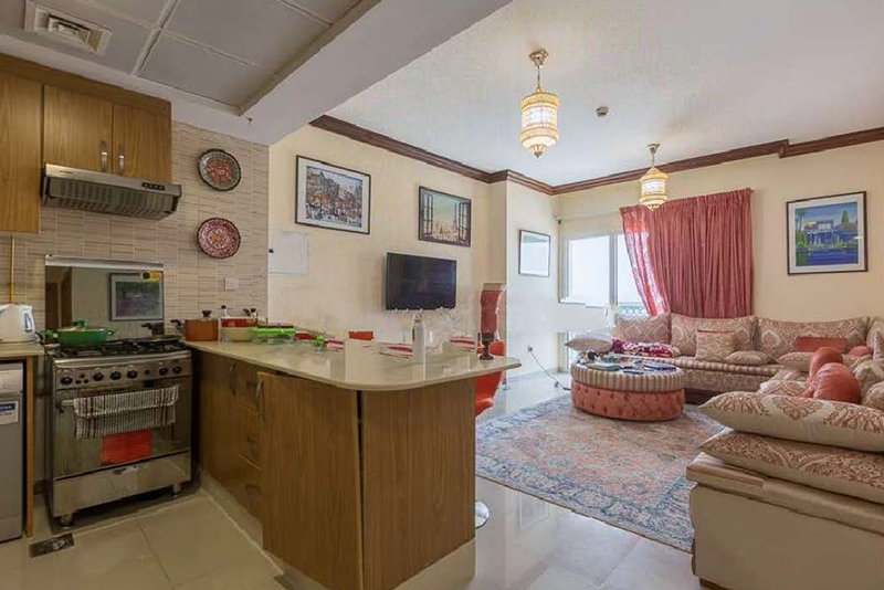 1 Bedroom Apartment For Sale in  Suburbia Podium,  Downtown Jebel Ali | 4