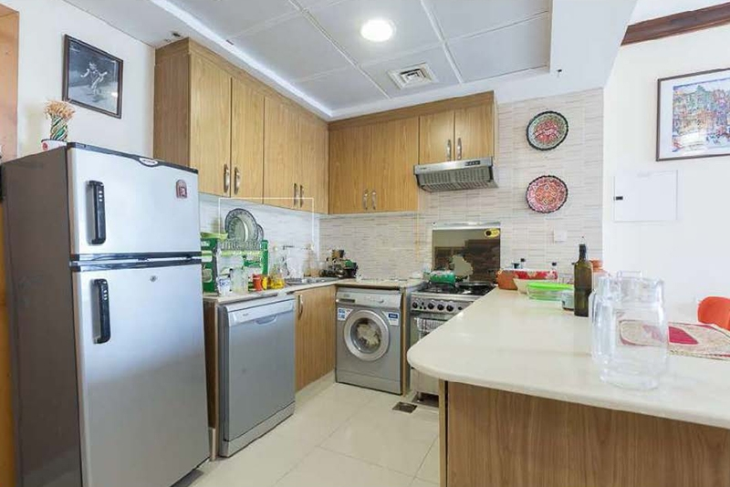 1 Bedroom Apartment For Sale in  Suburbia Podium,  Downtown Jebel Ali | 6