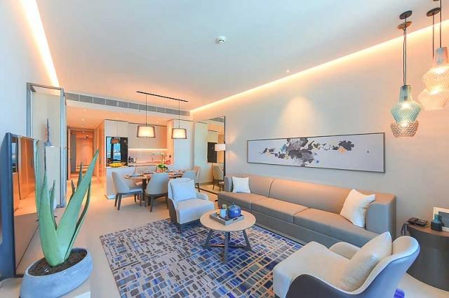 The Address Residences Jumeirah Resort And Spa, Jumeirah Beach Residence