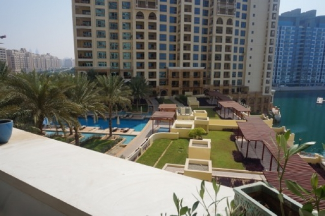 Marina Residence (all), Palm Jumeirah