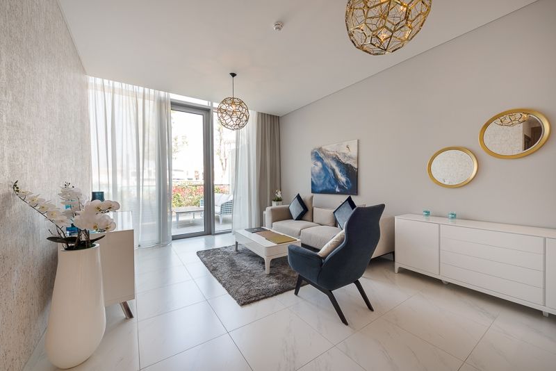 1 Bedroom Apartment For Sale in  District One Residences (OP),  Mohammad Bin Rashid City   3
