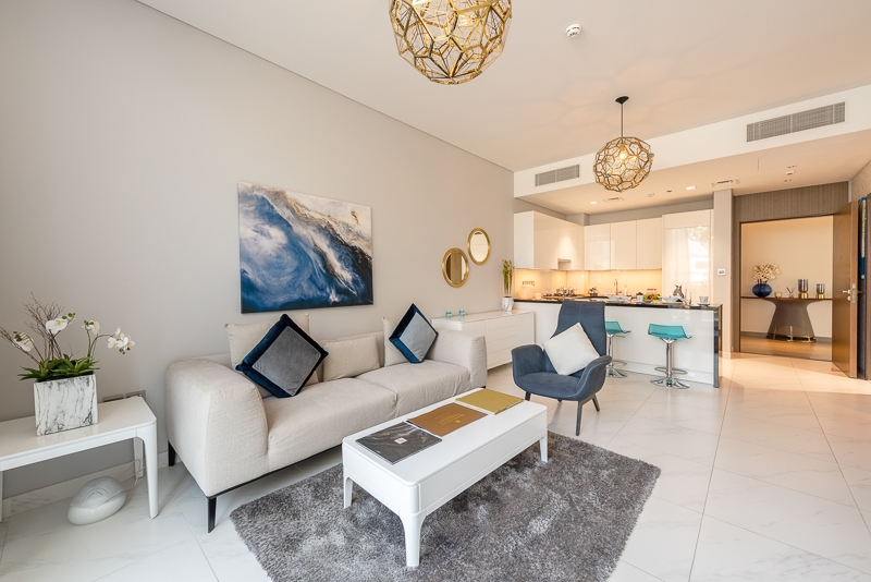 1 Bedroom Apartment For Sale in  District One Residences (OP),  Mohammad Bin Rashid City   4
