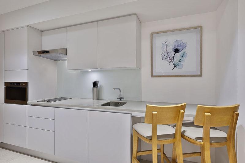 Studio Hotel Apartment For Rent in  Residence Inn by Marriott Al Jaddaf,  Al Jaddaf | 4