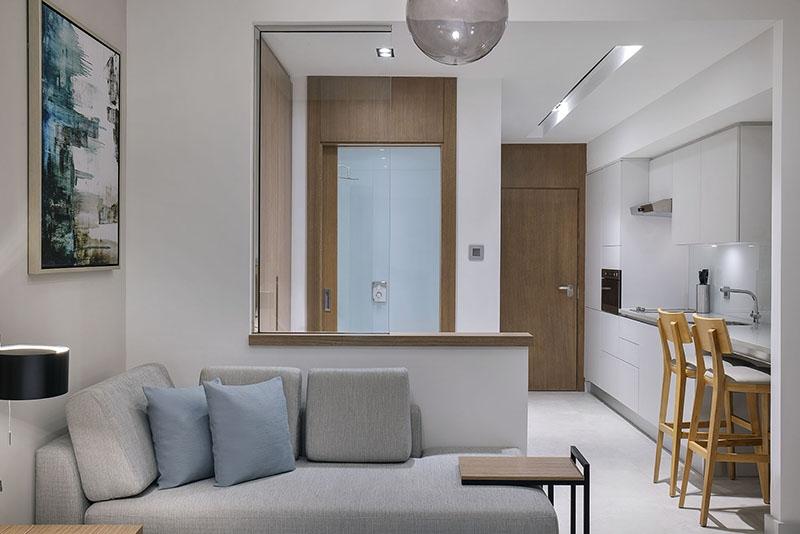 Studio Hotel Apartment For Rent in  Residence Inn by Marriott Al Jaddaf,  Al Jaddaf | 3