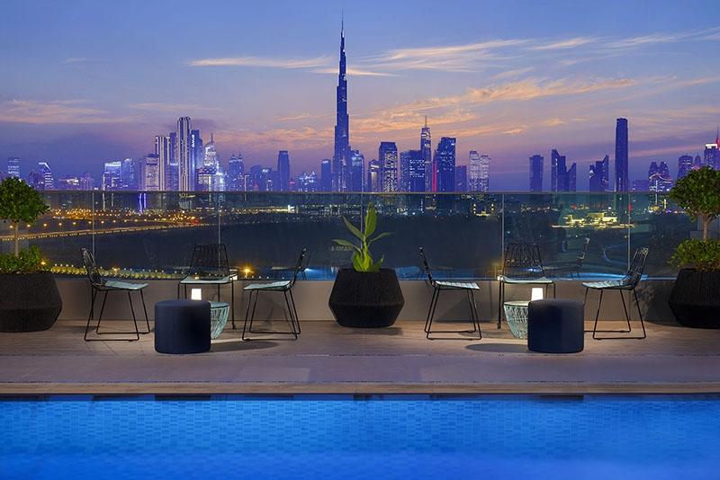Studio Hotel Apartment For Rent in  Residence Inn by Marriott Al Jaddaf,  Al Jaddaf | 6