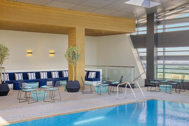 Studio Hotel Apartment For Rent in  Residence Inn by Marriott Al Jaddaf,  Al Jaddaf | 9