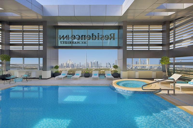 Studio Hotel Apartment For Rent in  Residence Inn by Marriott Al Jaddaf,  Al Jaddaf | 12