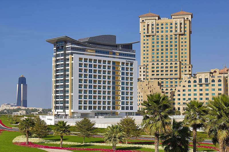 Studio Hotel Apartment For Rent in  Residence Inn by Marriott Al Jaddaf,  Al Jaddaf | 14