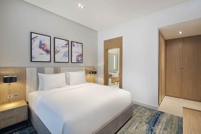 1 Bedroom Hotel Apartment For Rent in  Residence Inn by Marriott Al Jaddaf,  Al Jaddaf   4