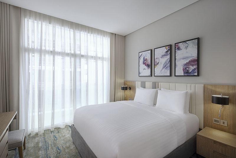 1 Bedroom Hotel Apartment For Rent in  Residence Inn by Marriott Al Jaddaf,  Al Jaddaf   3