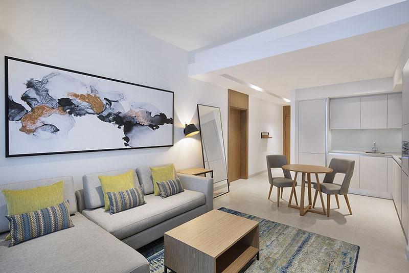 1 Bedroom Hotel Apartment For Rent in  Residence Inn by Marriott Al Jaddaf,  Al Jaddaf   0