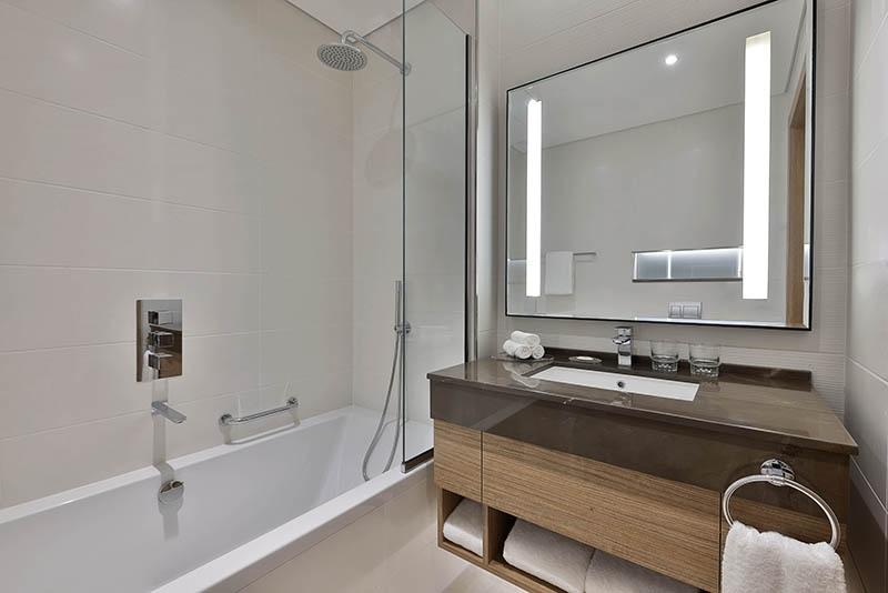 2 Bedroom Hotel Apartment For Rent in  Residence Inn by Marriott Al Jaddaf,  Al Jaddaf   7
