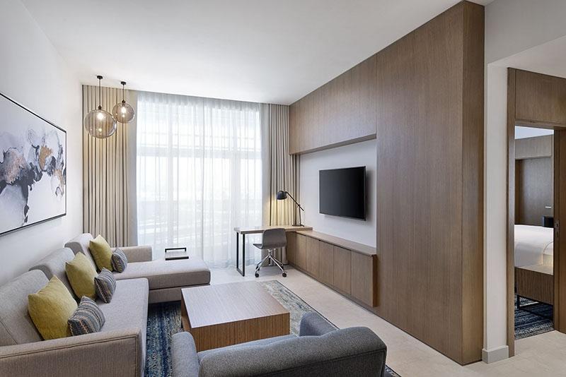 2 Bedroom Hotel Apartment For Rent in  Residence Inn by Marriott Al Jaddaf,  Al Jaddaf   0