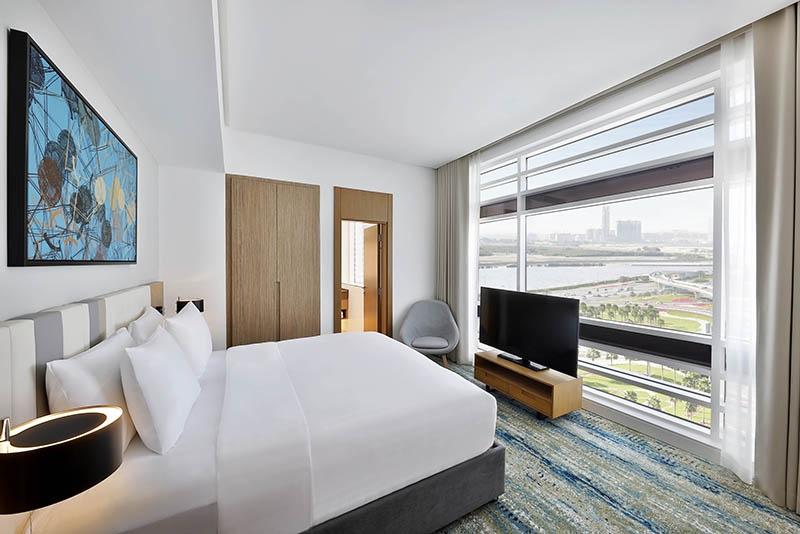 2 Bedroom Hotel Apartment For Rent in  Residence Inn by Marriott Al Jaddaf,  Al Jaddaf   2