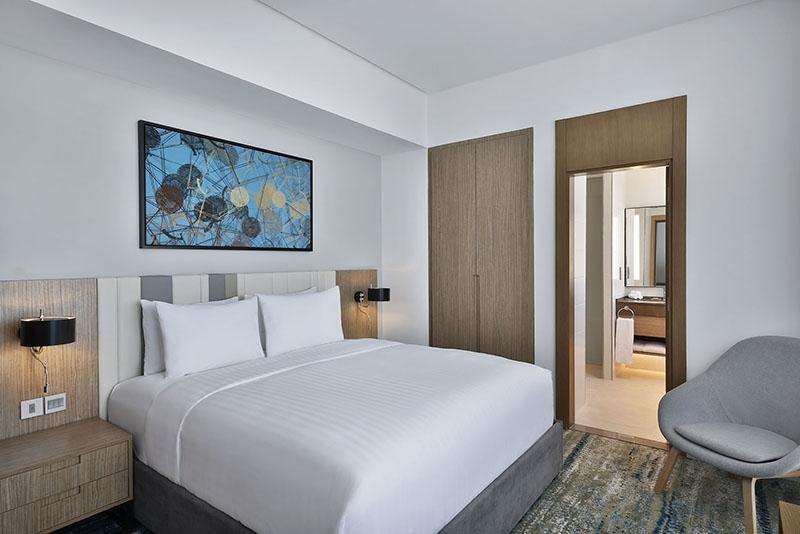 2 Bedroom Hotel Apartment For Rent in  Residence Inn by Marriott Al Jaddaf,  Al Jaddaf   4