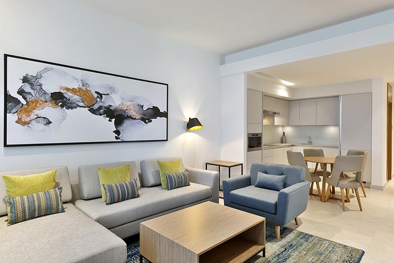 2 Bedroom Hotel Apartment For Rent in  Residence Inn by Marriott Al Jaddaf,  Al Jaddaf   1