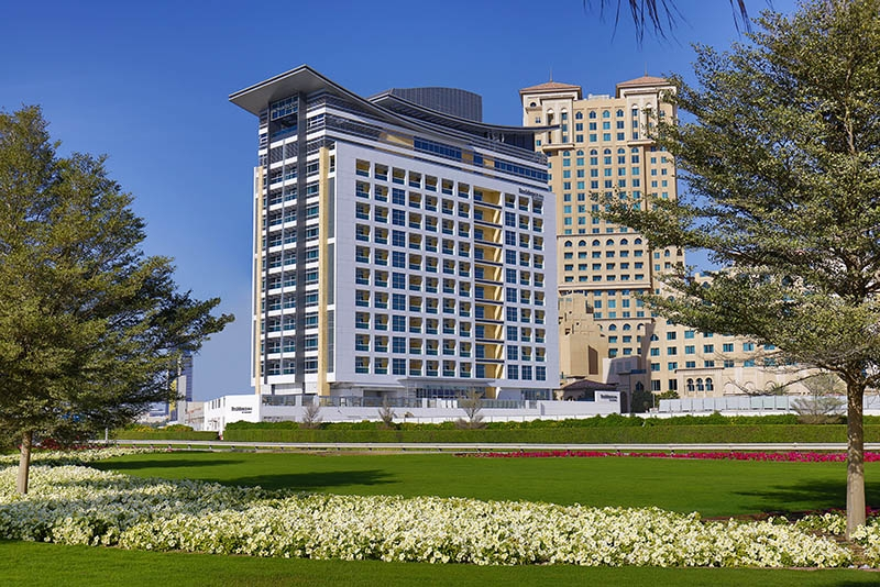 2 Bedroom Hotel Apartment For Rent in  Residence Inn by Marriott Al Jaddaf,  Al Jaddaf   5