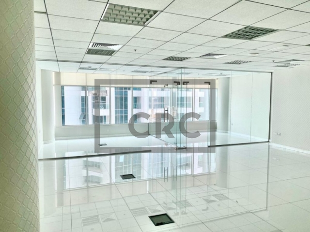 938 sq.ft. Office in Business Bay, Clover Bay Tower for AED 800,000