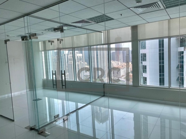office for sale in business bay, clover bay tower | 5