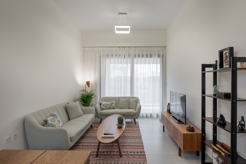 1 Bedroom Apartment For Sale in  The Wings,  Arjan   0