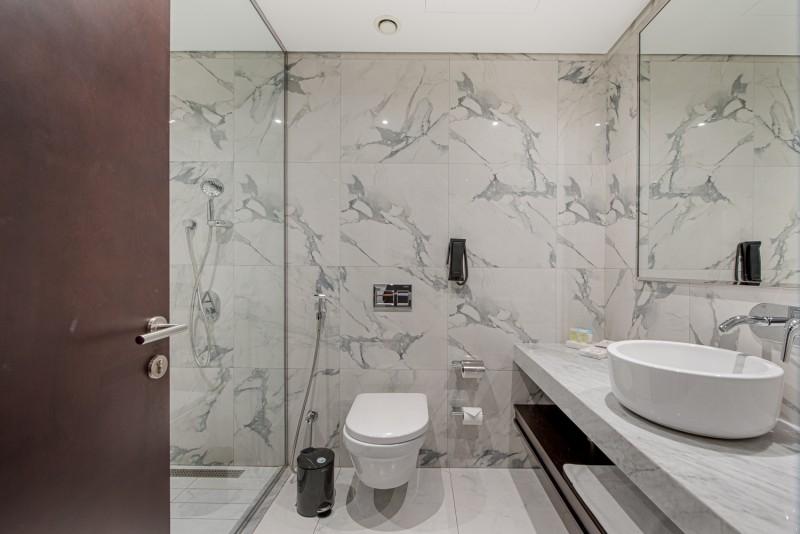 Studio Hotel Apartment For Sale in  The One Hotel,  Dubai Marina   7