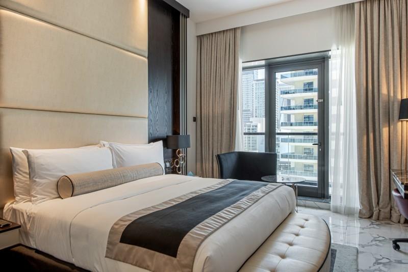 Studio Hotel Apartment For Sale in  The One Hotel,  Dubai Marina   3