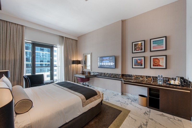 Studio Hotel Apartment For Sale in  The One Hotel,  Dubai Marina   4