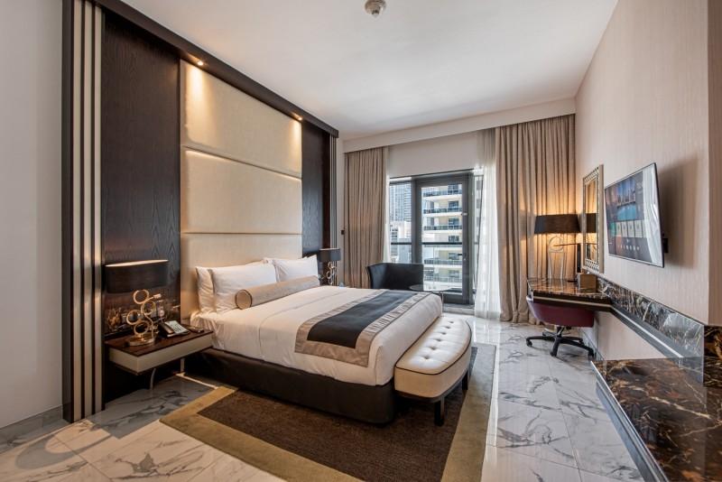 Studio Hotel Apartment For Sale in  The One Hotel,  Dubai Marina   6