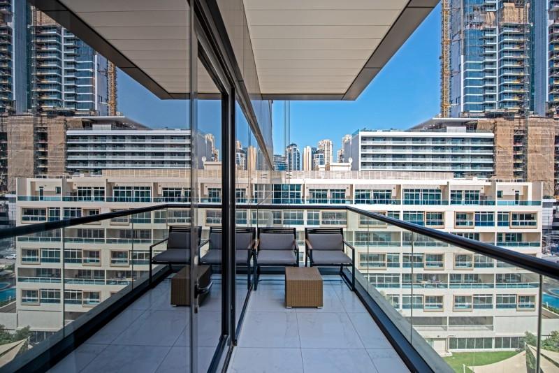 Studio Hotel Apartment For Sale in  The One Hotel,  Dubai Marina   0