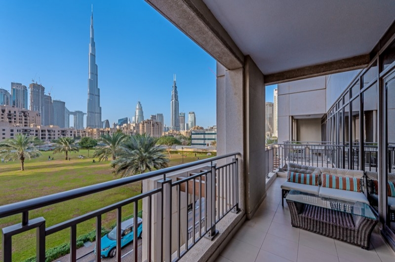 Southridge Podium Villas, Downtown Dubai
