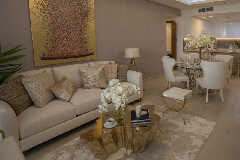 1 Bedroom Apartment For Sale in  Mina By Azizi,  Palm Jumeirah | 1