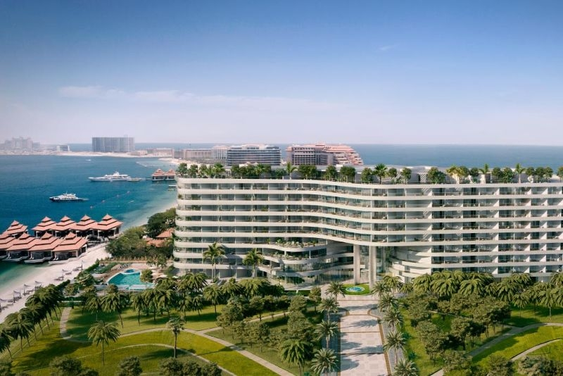 1 Bedroom Apartment For Sale in  Mina By Azizi,  Palm Jumeirah | 3