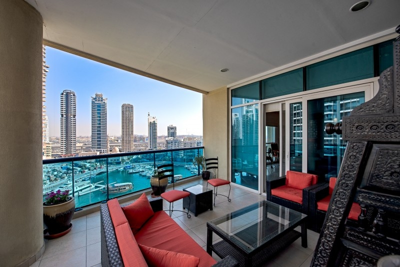 3 Bedroom Apartment For Sale in  La Residencia Del Mar,  Dubai Marina | 4