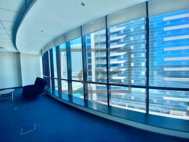 798 sq.ft. Office in Business Bay, International Business Tower for AED 850,000