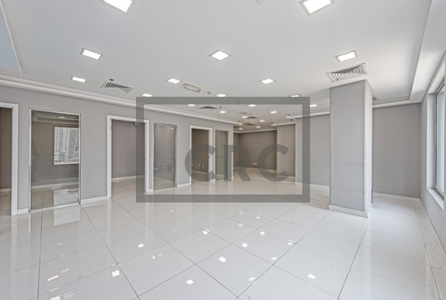 1,485 sq.ft. Office in Business Bay, Sobha Ivory Tower 1 for AED 1,560,000