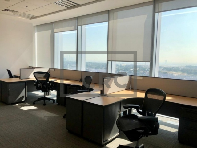 furnished office for rent in difc, burj daman | 2