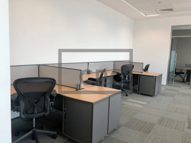 furnished office for rent in difc, burj daman | 5