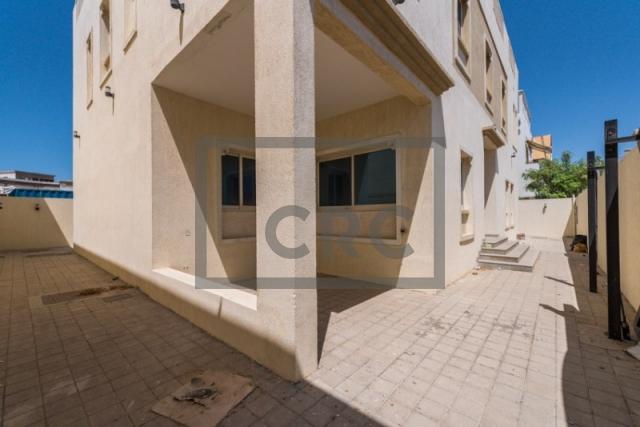 commercial villa for rent in umm suqeim, umm suqeim | 16