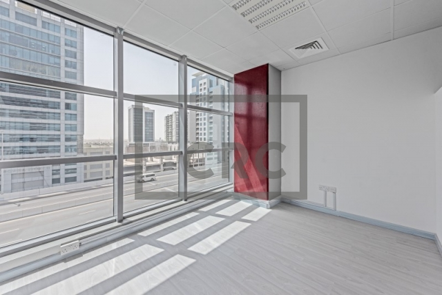 1,191 sq.ft. Office in Business Bay, Sobha Ivory Tower 1 for AED 1,250,000