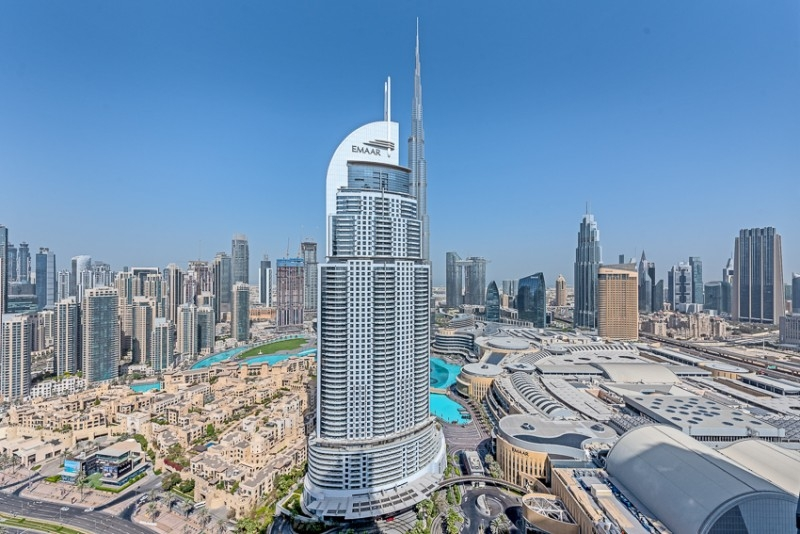 2 Bedroom Apartment For Sale in  Boulevard Point,  Downtown Dubai | 0