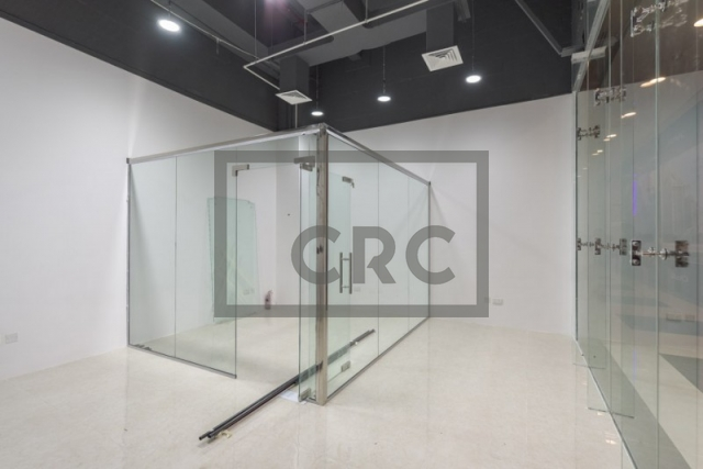 411 sq.ft. Retail in DIFC, Park Tower A for AED 49,000