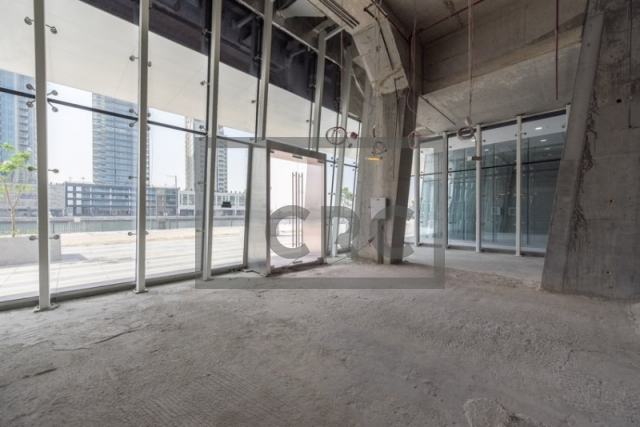 1,894 sq.ft. Retail in Business Bay, The Pad for AED 331,529