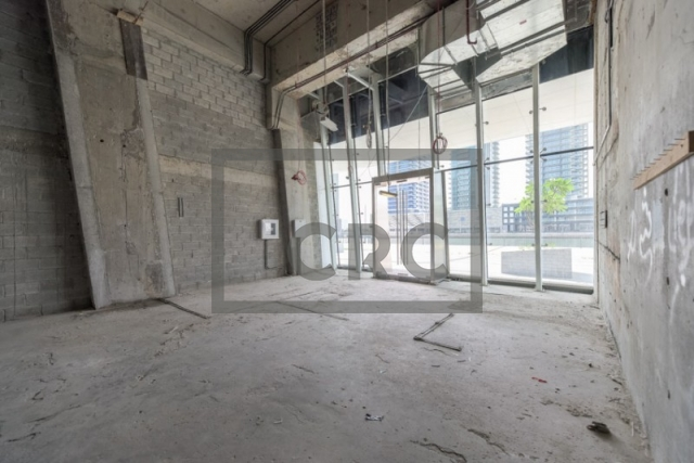 1,591 sq.ft. Retail in Business Bay, The Pad for AED 278,352