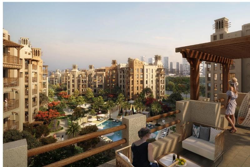 1 Bedroom Apartment For Sale in  Asayel,  Umm Suqeim | 3