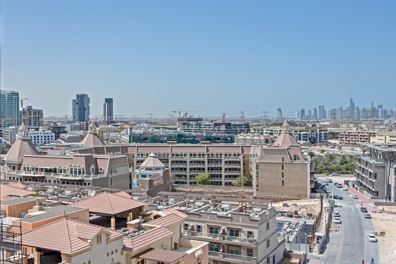 Studio Apartment For Rent in  Uniestate Prime Tower,  Jumeirah Village Circle   7
